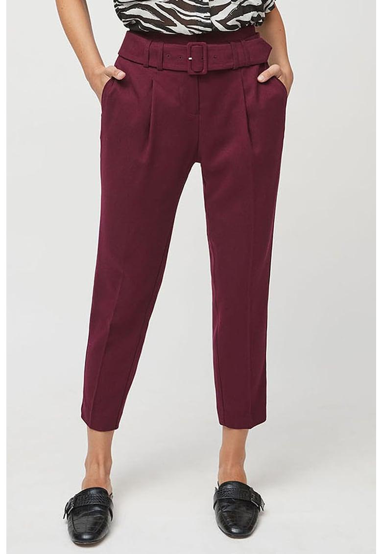 Pantaloni cu croiala conica NEXT
