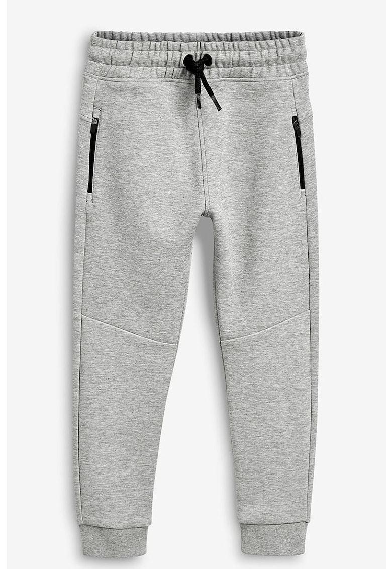Pantaloni jogger cu snur NEXT