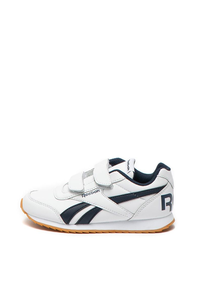 Pantofi sport de piele ecologica Royal 2 2V Reebok