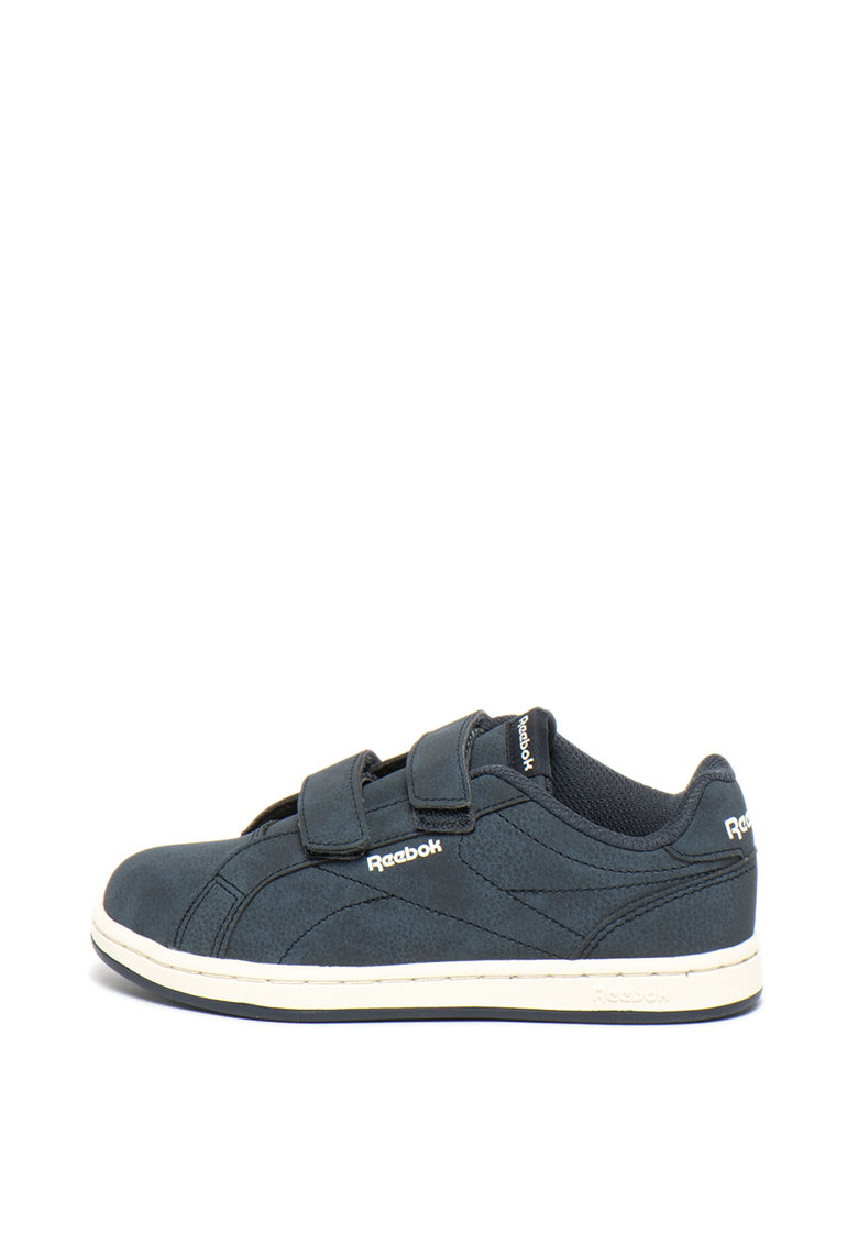 Reebok Pantofi sport de piele ecologica - cu velcro Royal Complete Clean