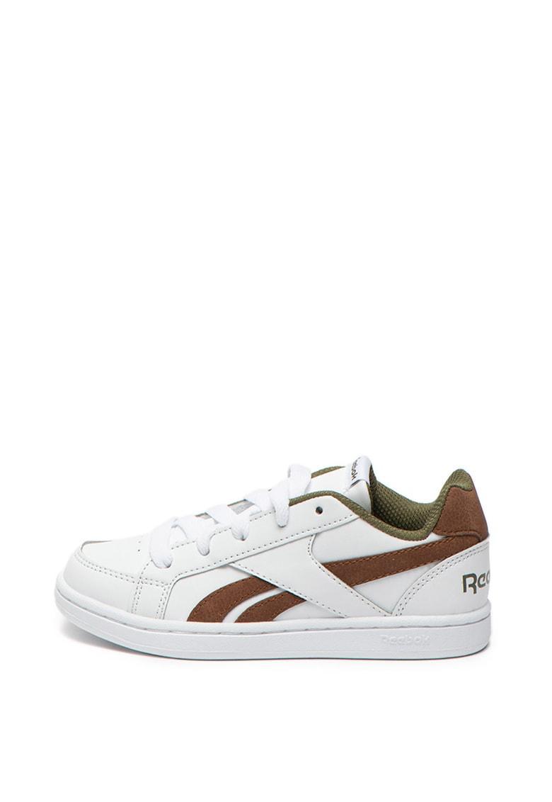 Pantofi sport de piele ecologica Royal Prime imagine fashiondays.ro
