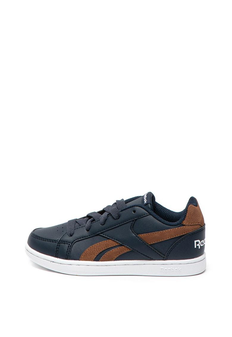 Pantofi sport de piele ecologica Royal Prim Reebok