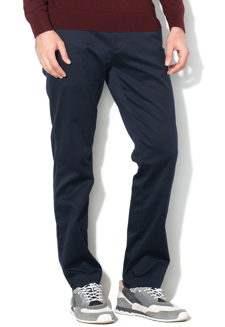 Pantaloni chino slim fit Aiden imagine