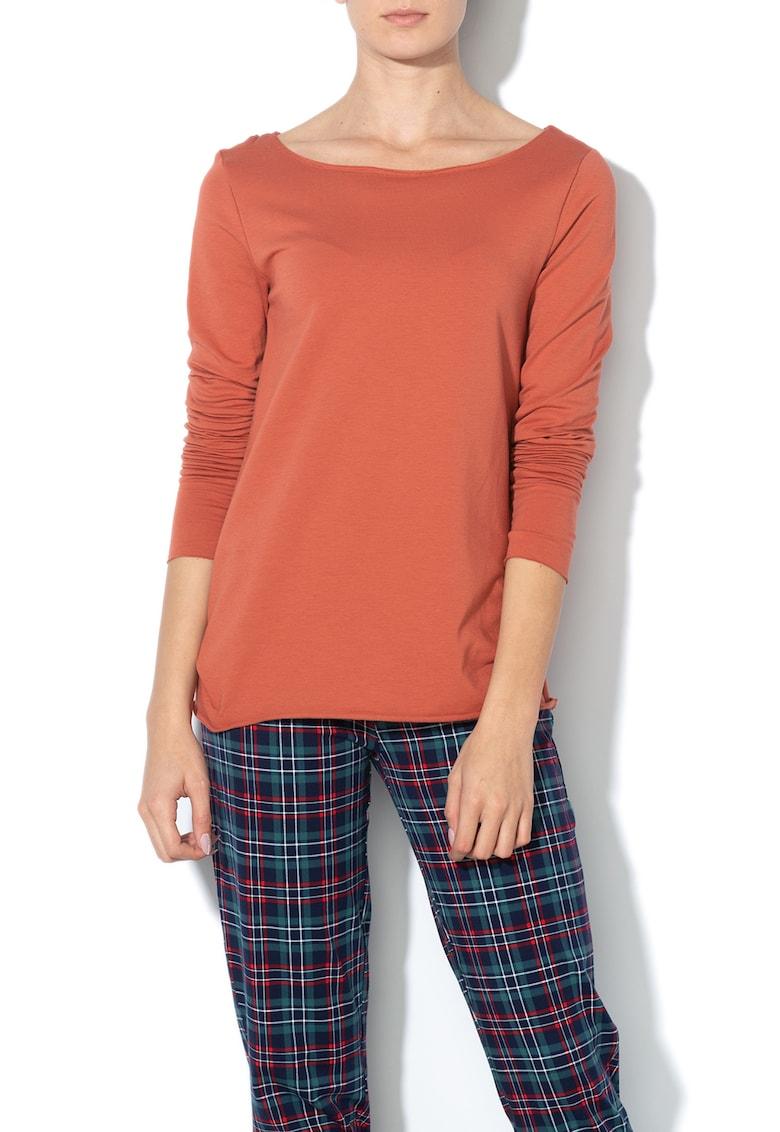 Skiny Bluza de casa - cu terminatii rasucite
