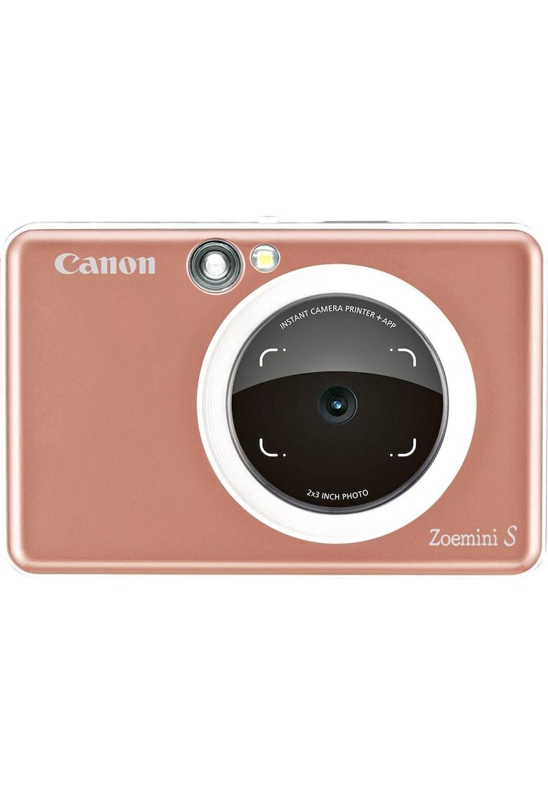 Aparat foto instant ZoeMini S - Roz Auriu imagine