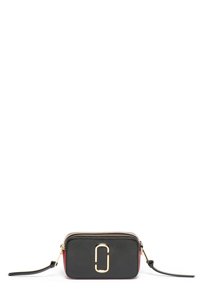 Geanta crossbody de piele peliculizata Marc Jacobs