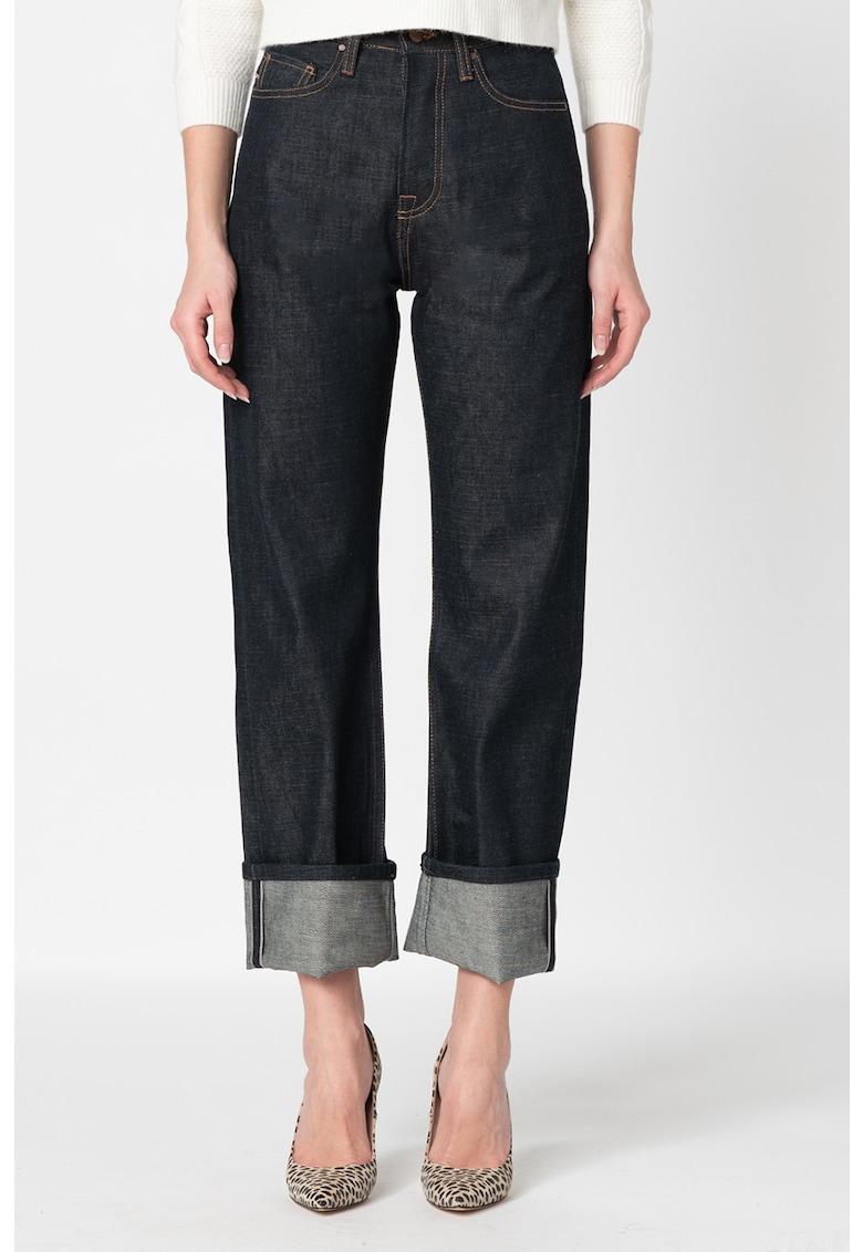 Blugi cu croiala dreapta Dua Lipa x Pepe Jeans