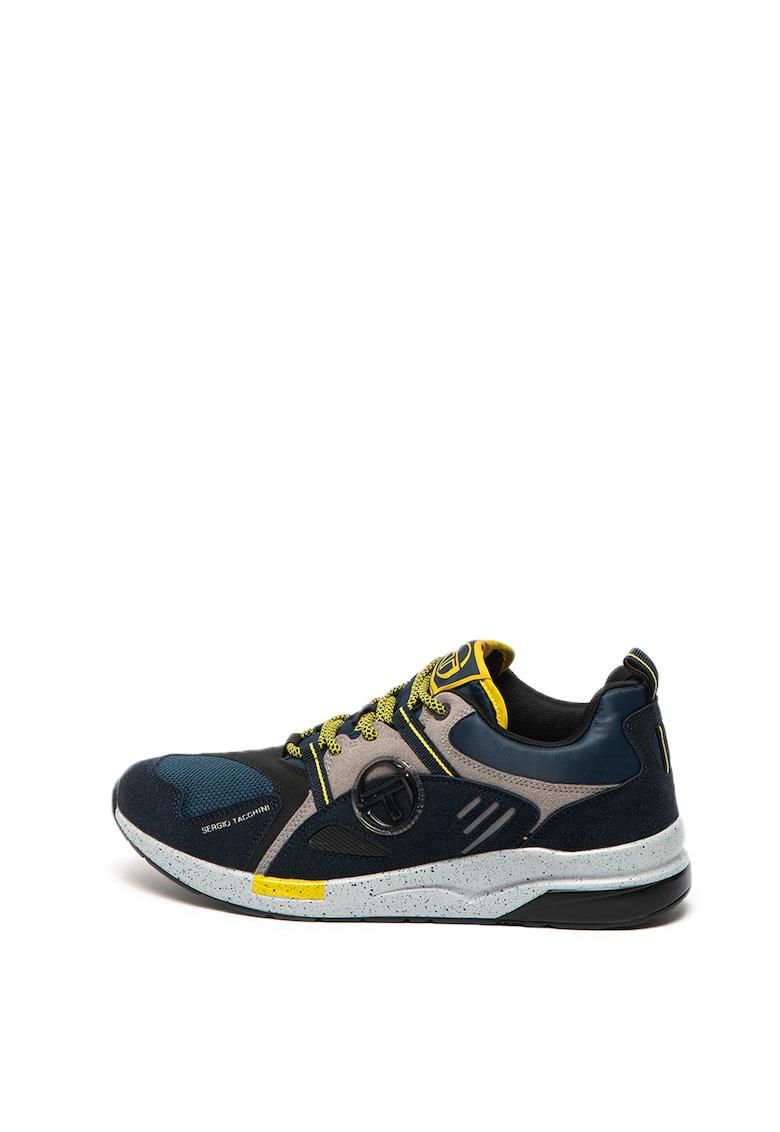 Pantofi sport cu insertii de plasa Kombat NYX