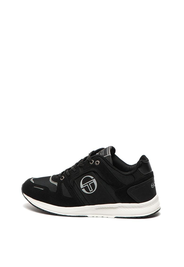 Pantofi sport cu insertii de plasa Thierry