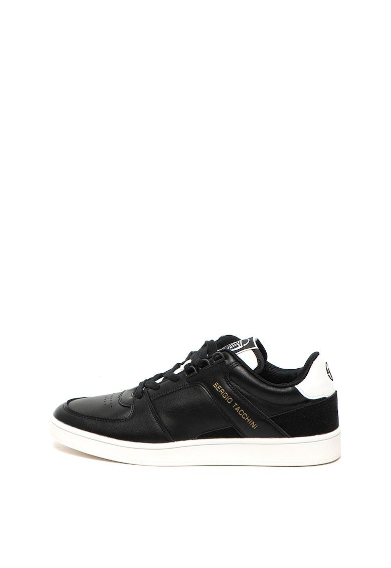 Pantofi sport de piele ecologica Andrew
