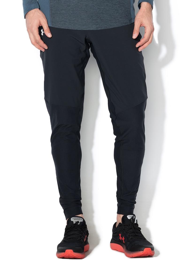 Pantaloni cu slituri cu fermoar - pentru alergare Qualifier poza fashiondays