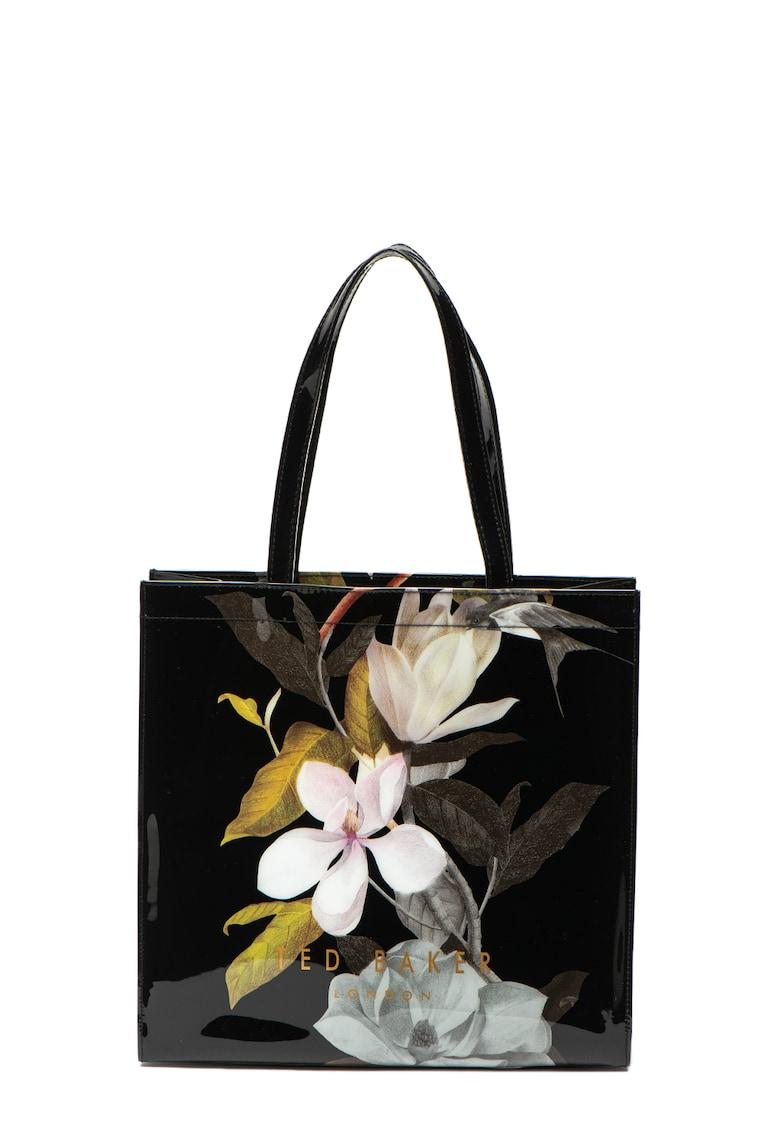 Geanta shopper cu imprimeu floral Rumacon de la Ted Baker