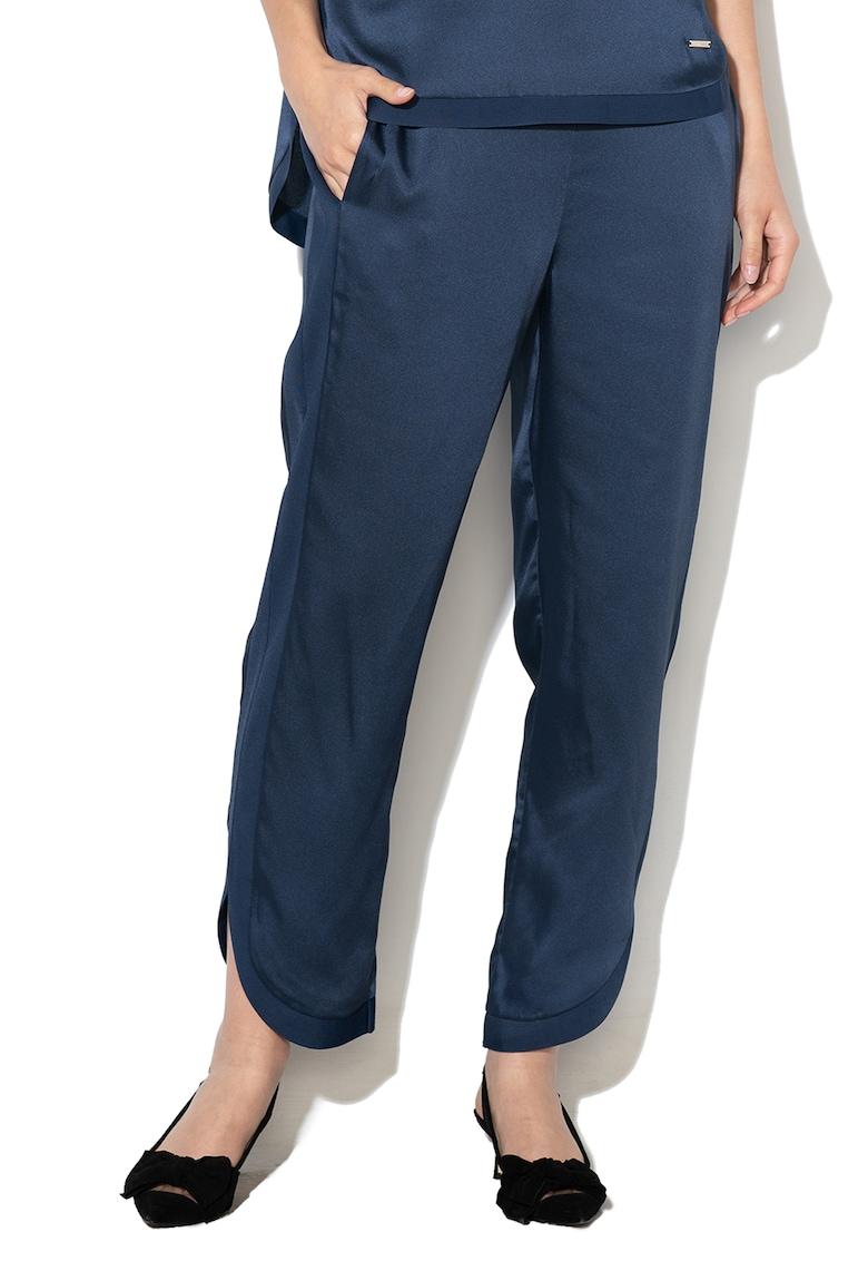 Pantaloni relaxed fit Ginana imagine fashiondays.ro