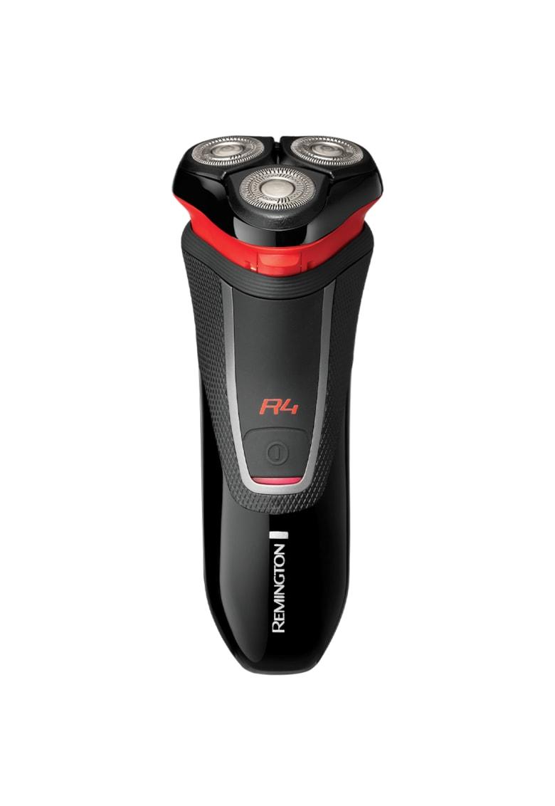 Aparat ras 3 R4000 Style Series4 - Lame flexibile ComfortTrim - Timp incarcare 4 ore - Indicator LED - Rezistent la apa - Rosu/ Negru