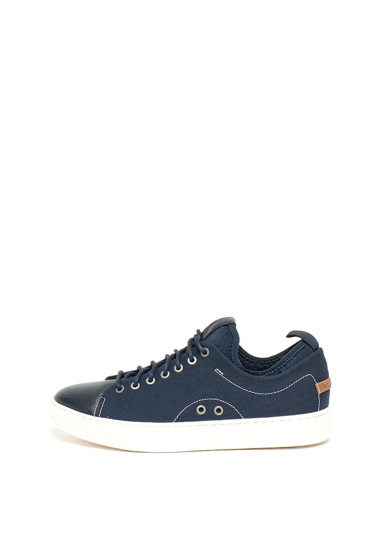 Pantofi sport din material textil - cu insertii de piele Dunovin