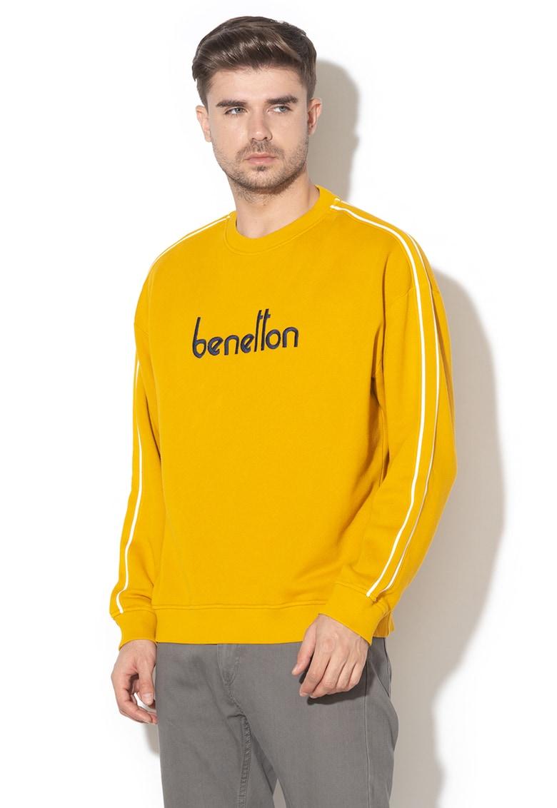 Bluza sport cu logo brodat 2
