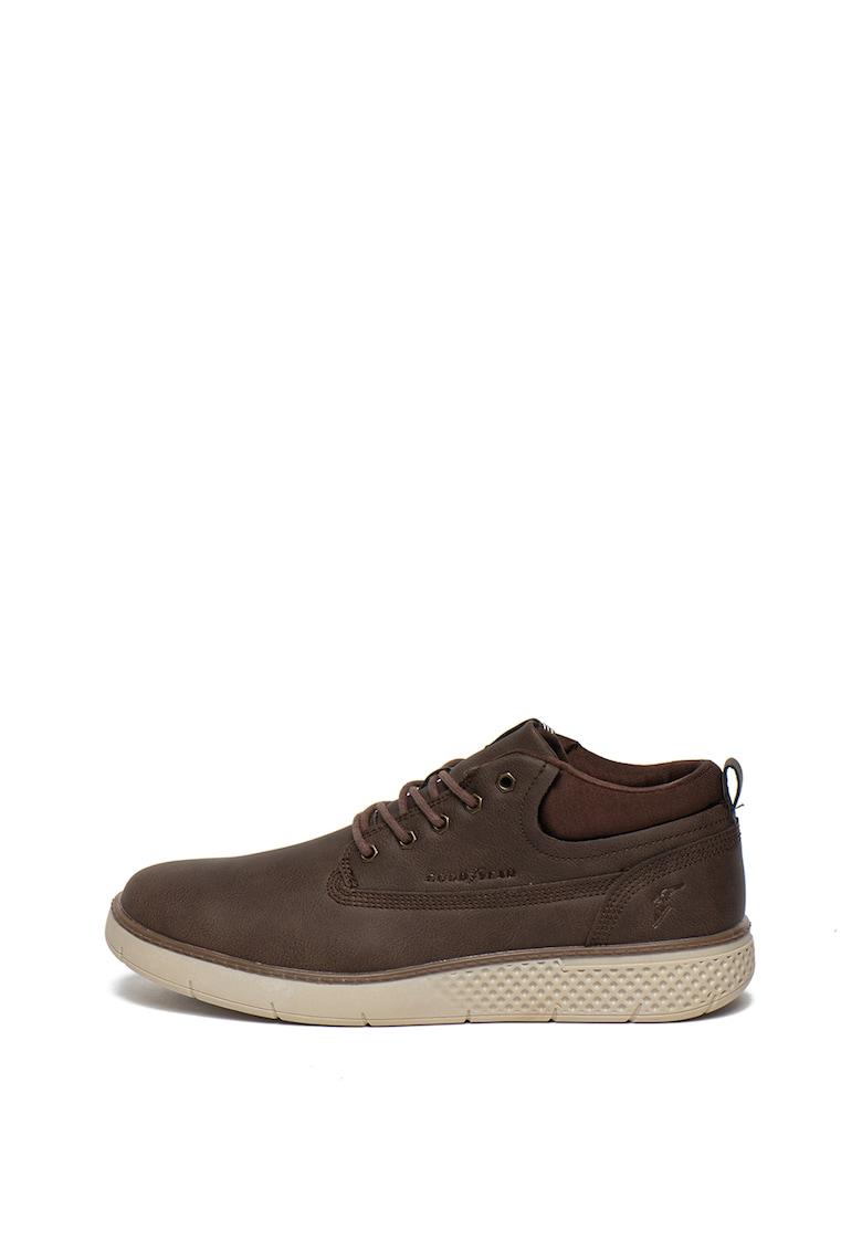 Pantofi casual din piele ecologica de la Goodyear