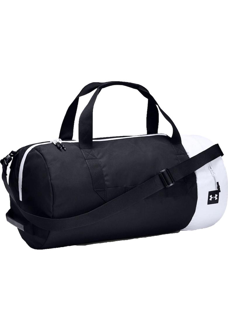 Geanta sport Sportstyle duffel Unisex - Black/White - OSFA