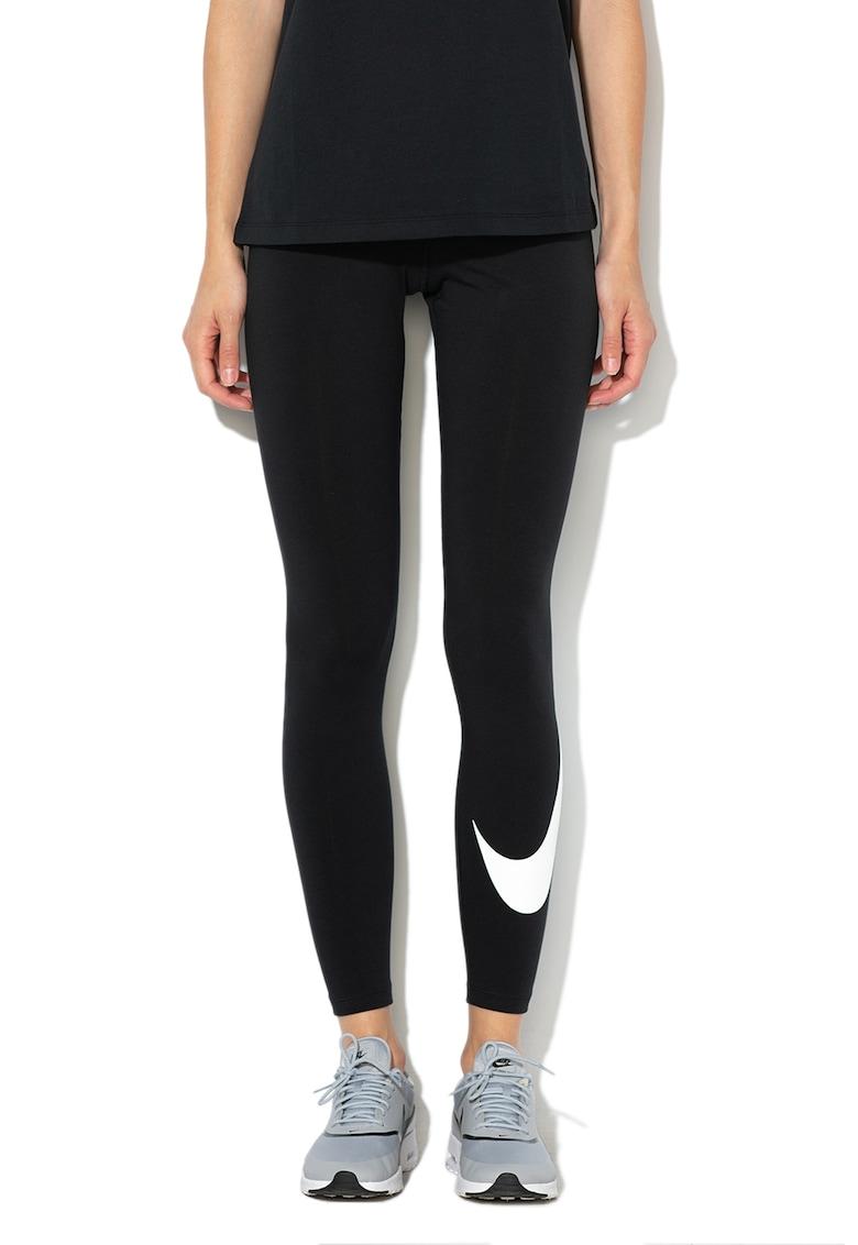 Nike Colanti cu imprimeu logo - pentru fitness AR3509
