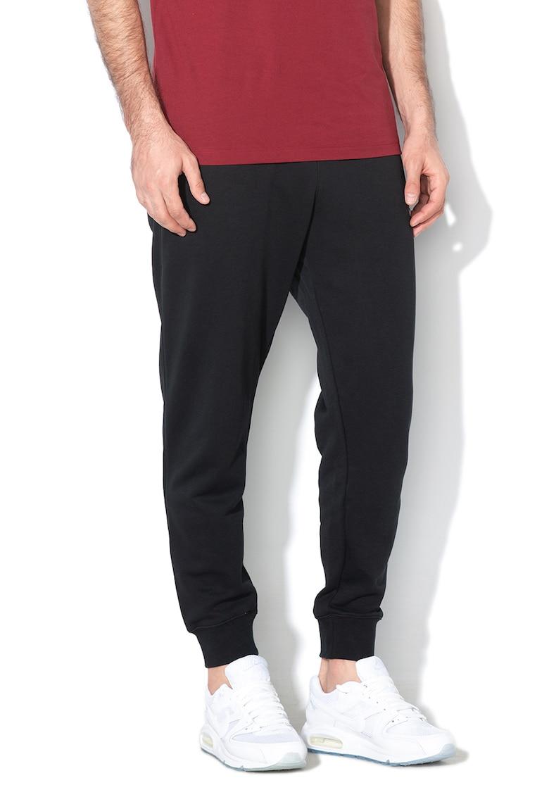 Pantaloni sport cu logo brodat Nike