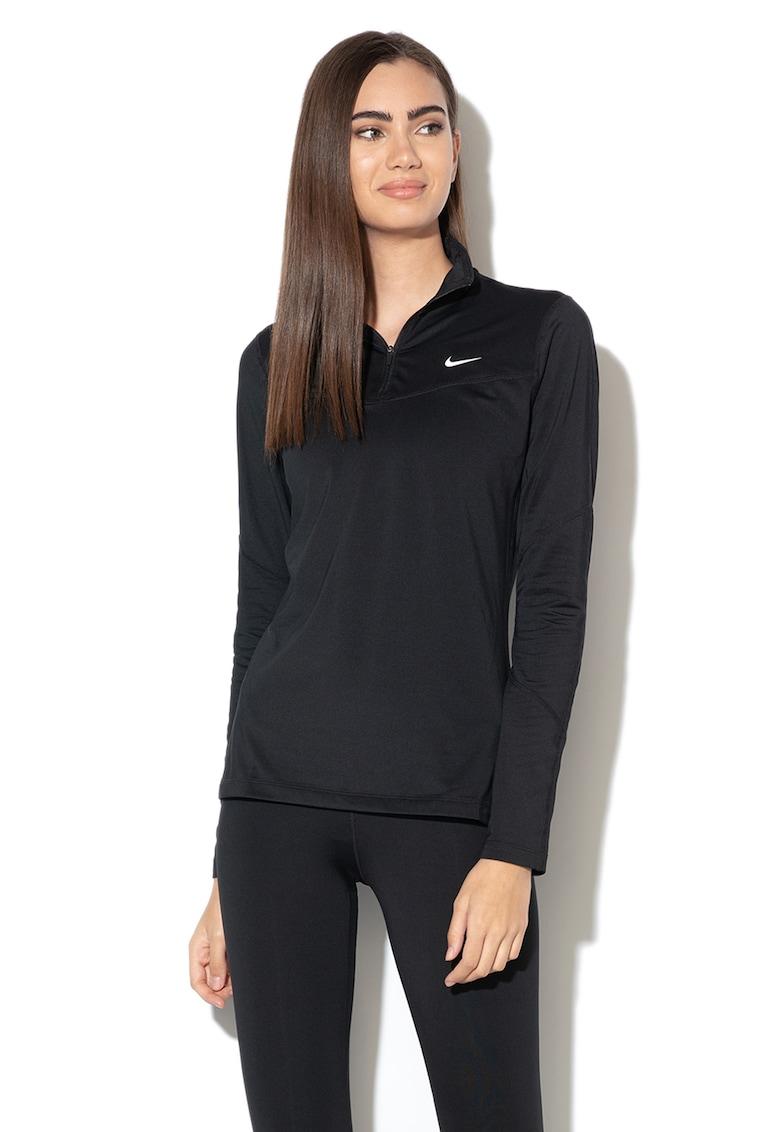 Nike Bluza slim fit cu Dri Fit - pentru fitness