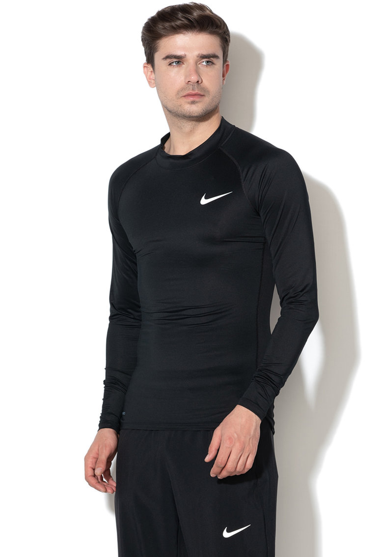 Bluza realizata cu DRI-FIT - pentru antrenament Tight Mock imagine