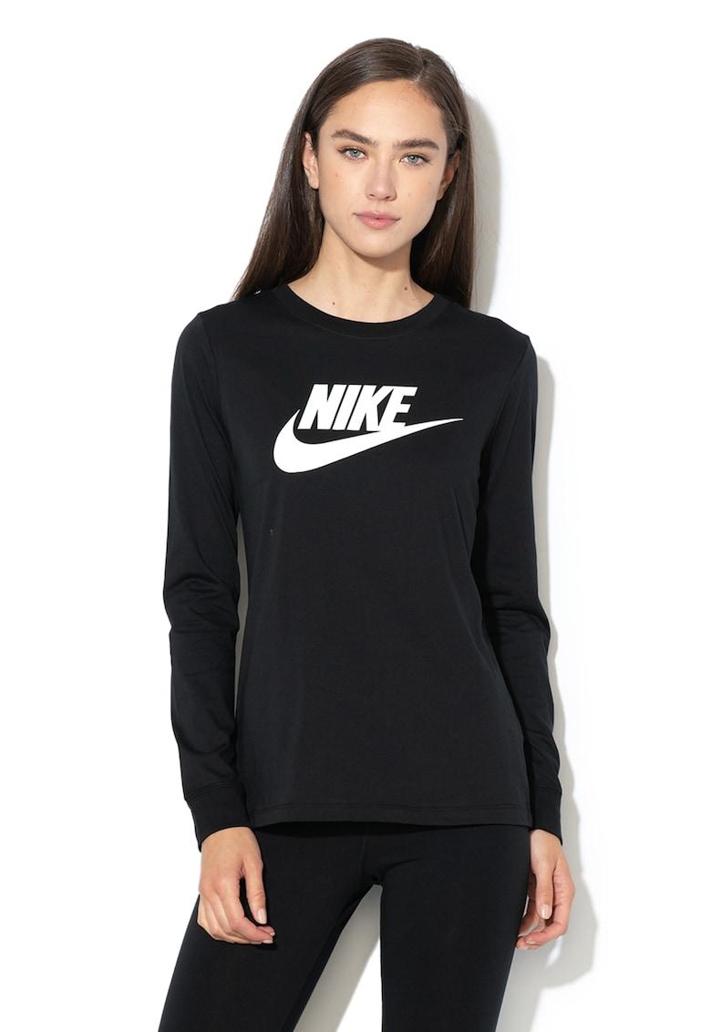 Bluza cu imprimeu logo Sportswear Essential