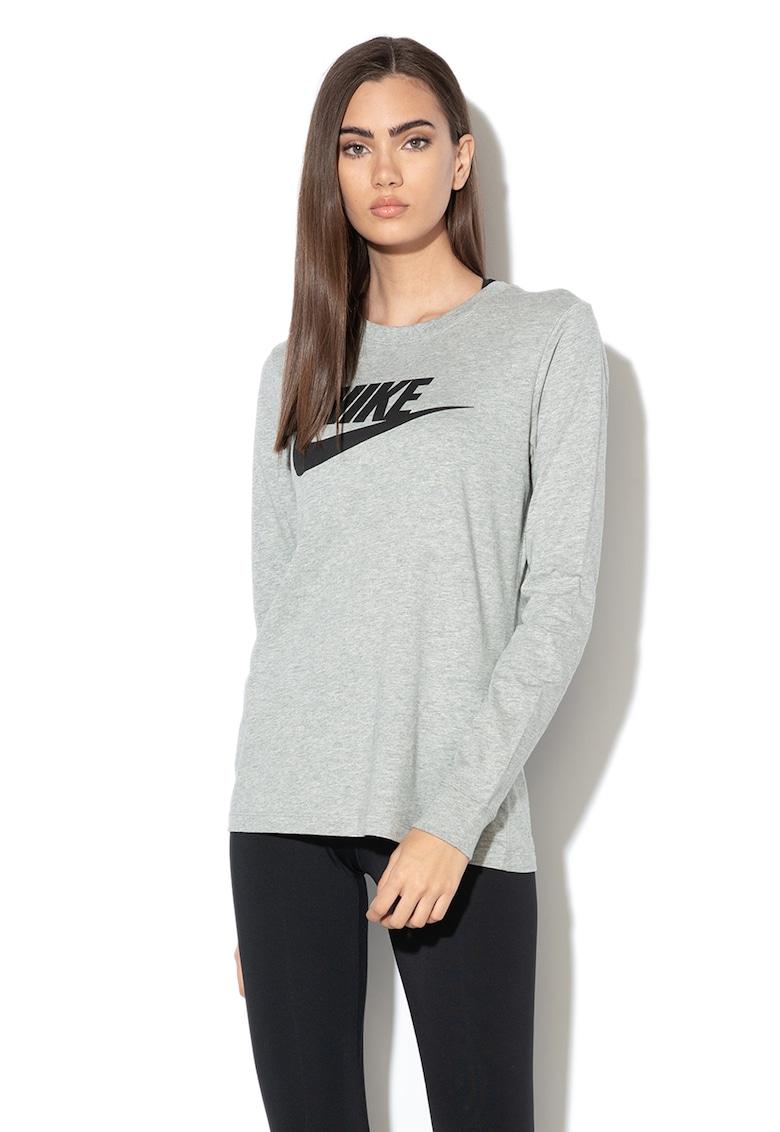 Bluza cu logo Essential imagine fashiondays.ro Nike