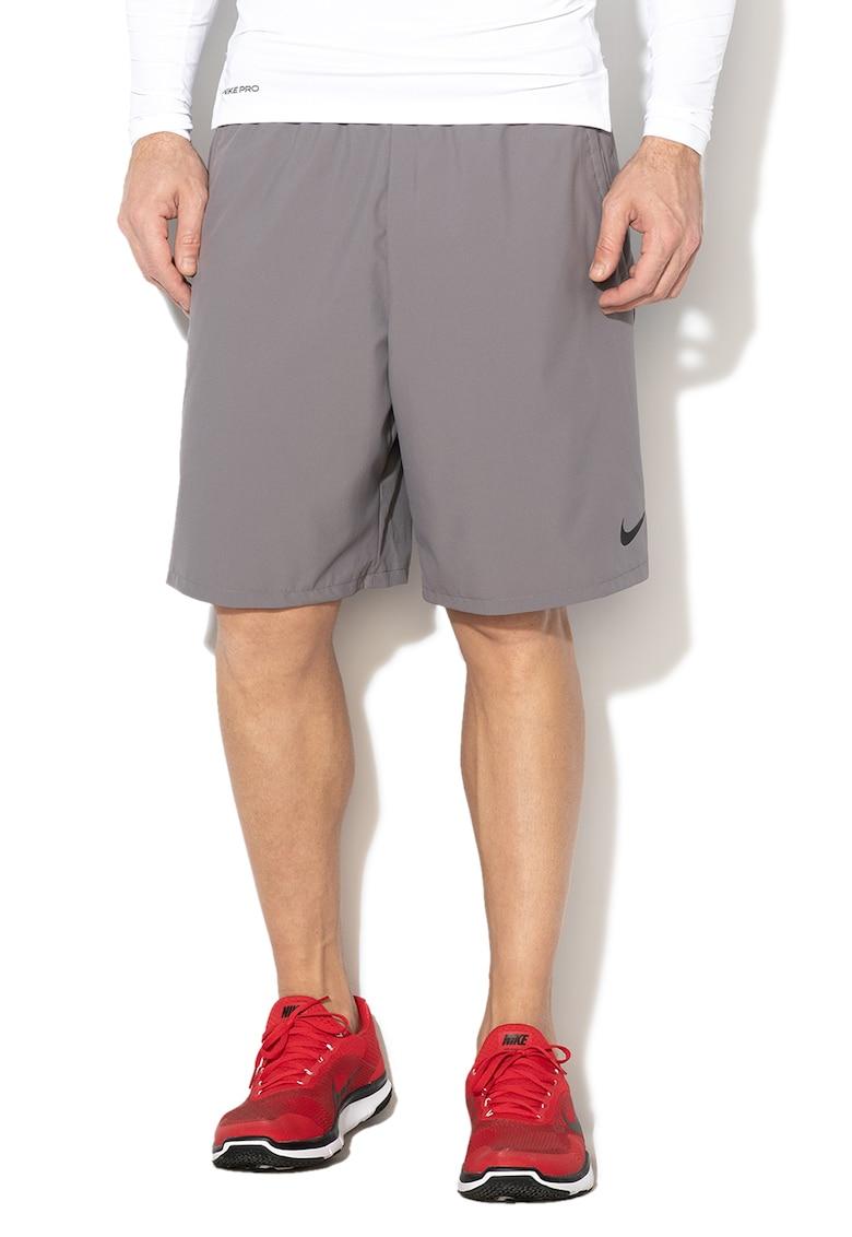 Pantaloni scurti cu snur - pentru fitness Dri-Fit imagine fashiondays.ro 2021
