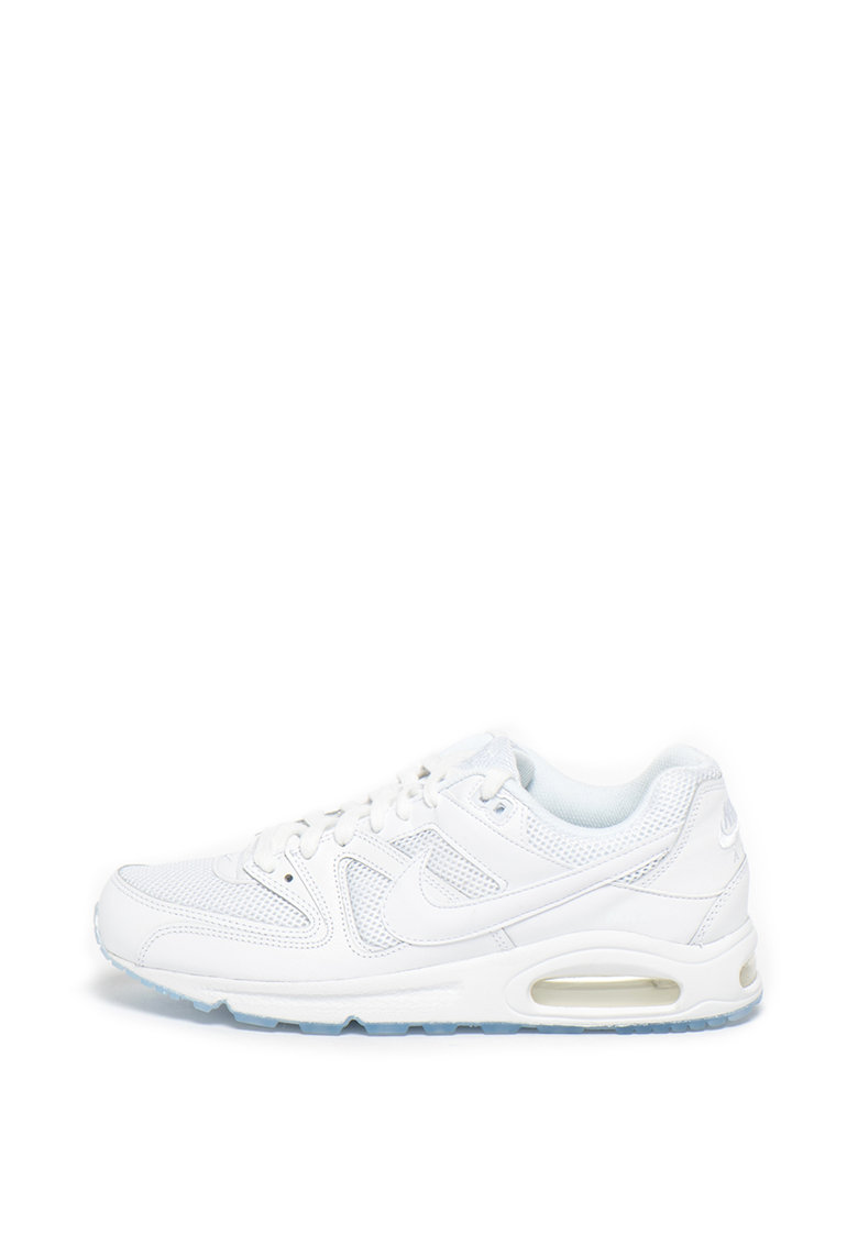 Pantofi sport de piele si plasa AIR MAX Command