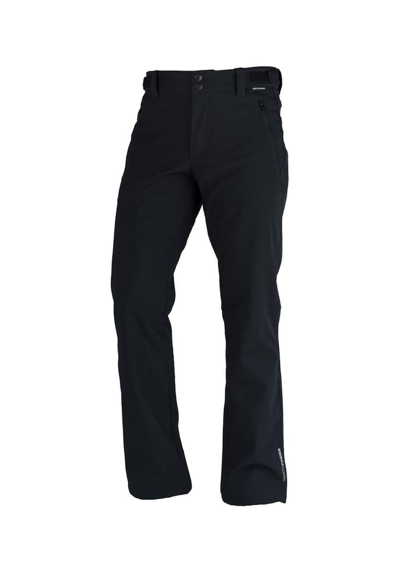 Pantaloni softshell impermeabili - pentru drumetii Geron