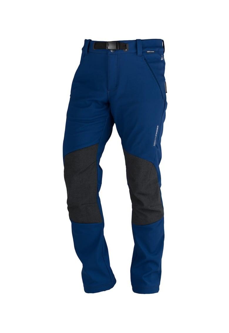 Pantaloni softshell impermeabili – pentru drumetii Goran de la NORTHFINDER