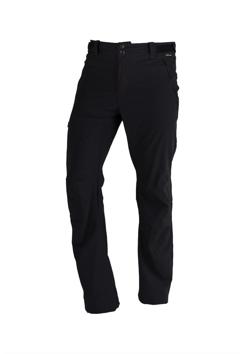 Pantaloni cu 3 buzunare cu fermoar - pentru drumetii Gazhim