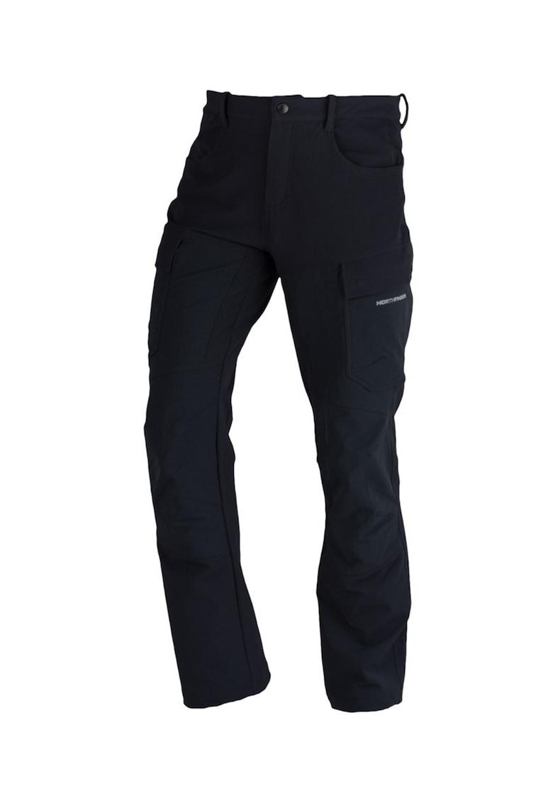 NORTHFINDER Pantaloni cargo pentru drumetii Robhyn