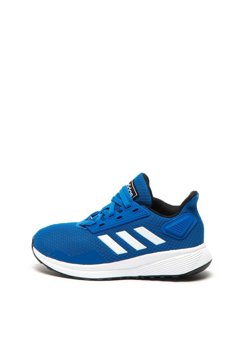 Pantofi sport din material textil - cu aplicatie logo Duramo