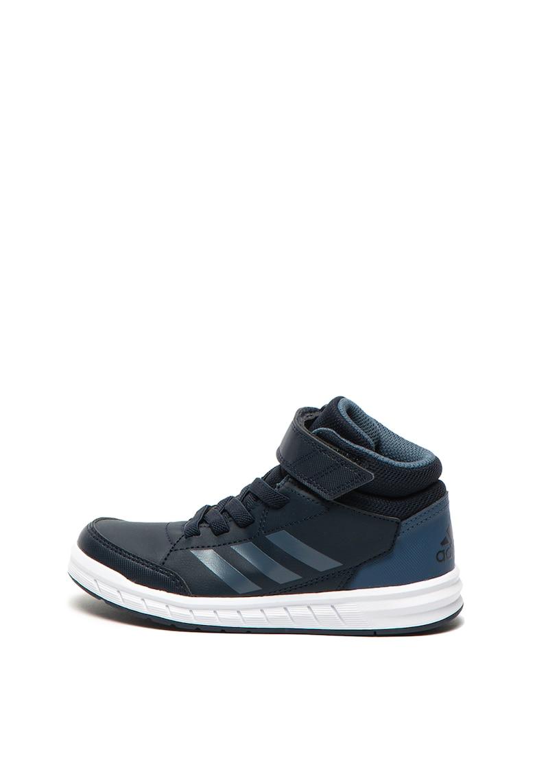 Pantofi sport mid-hi de piele ecologica AltaSport Adidas PERFORMANCE
