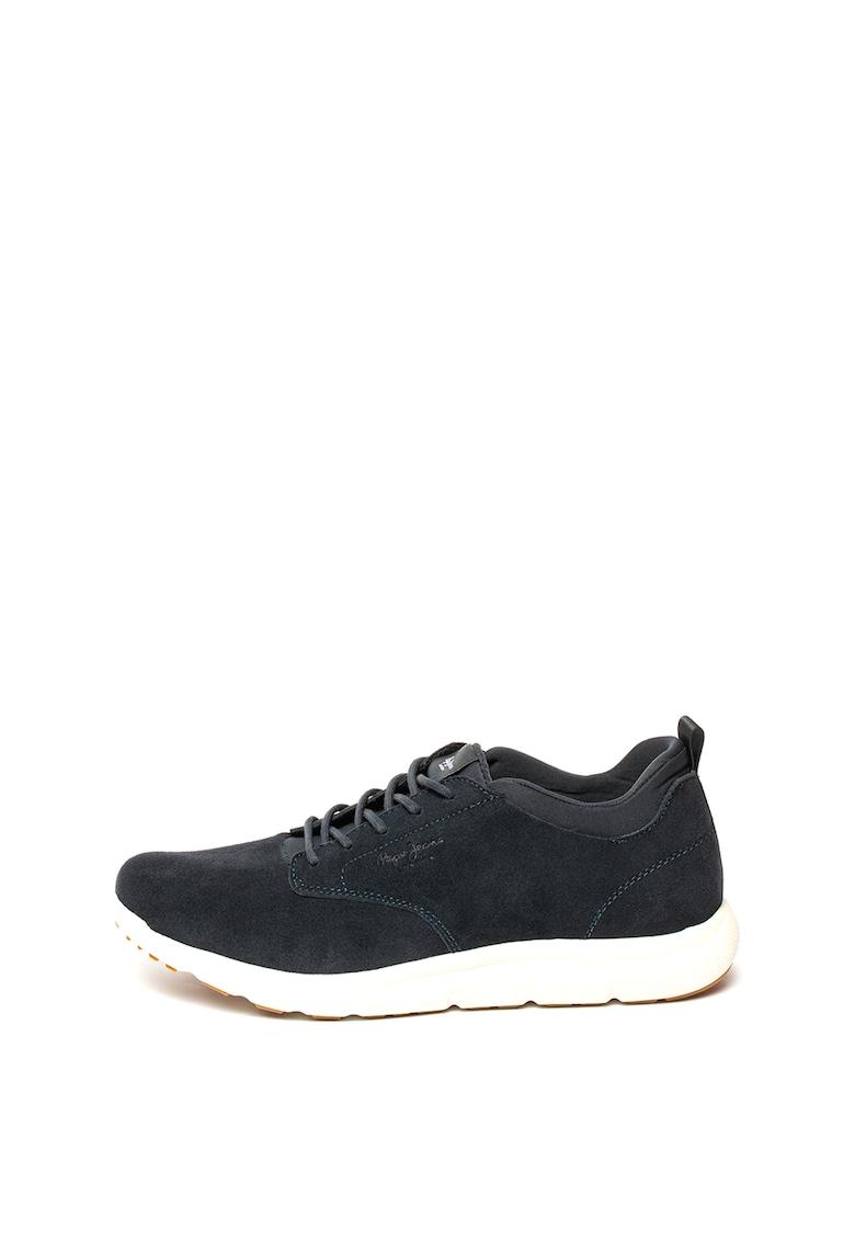 Pantofi sport de piele intoarsa Hike Smart