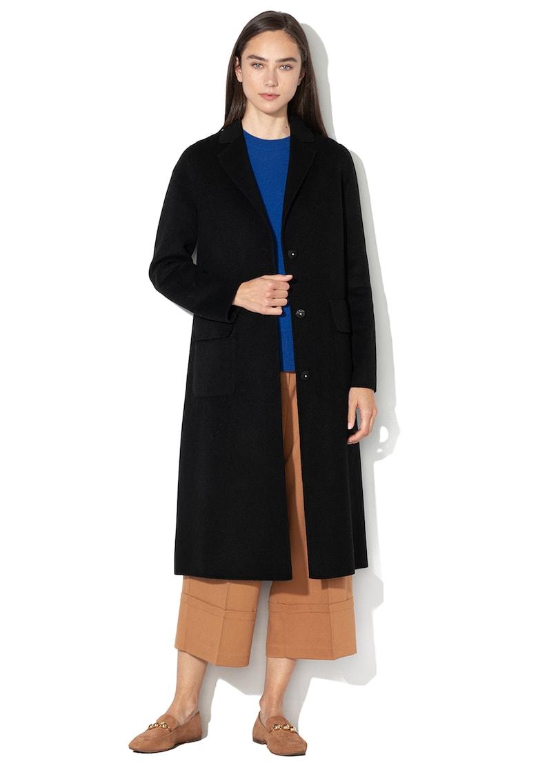 Palton din amestec de lana A