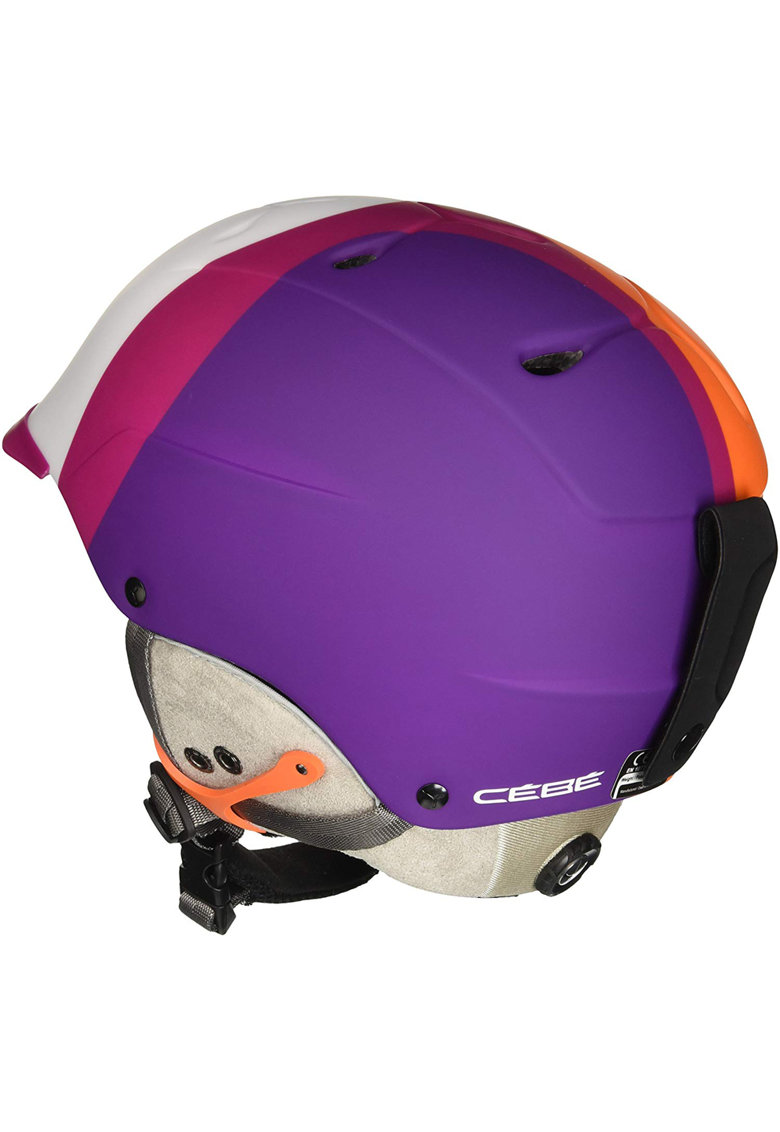Cebe Casca ski  ConTest Visor Pro