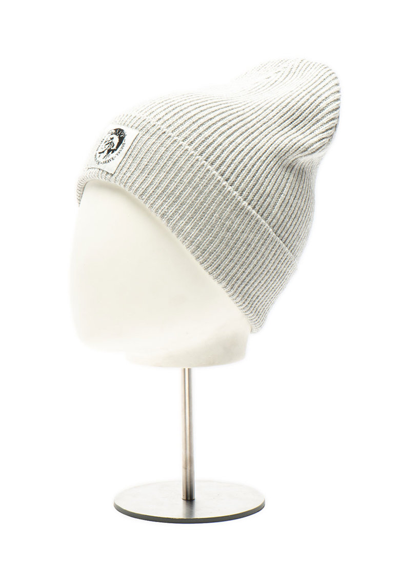 Caciula unisex tricotata - din amestec de lana Coder imagine