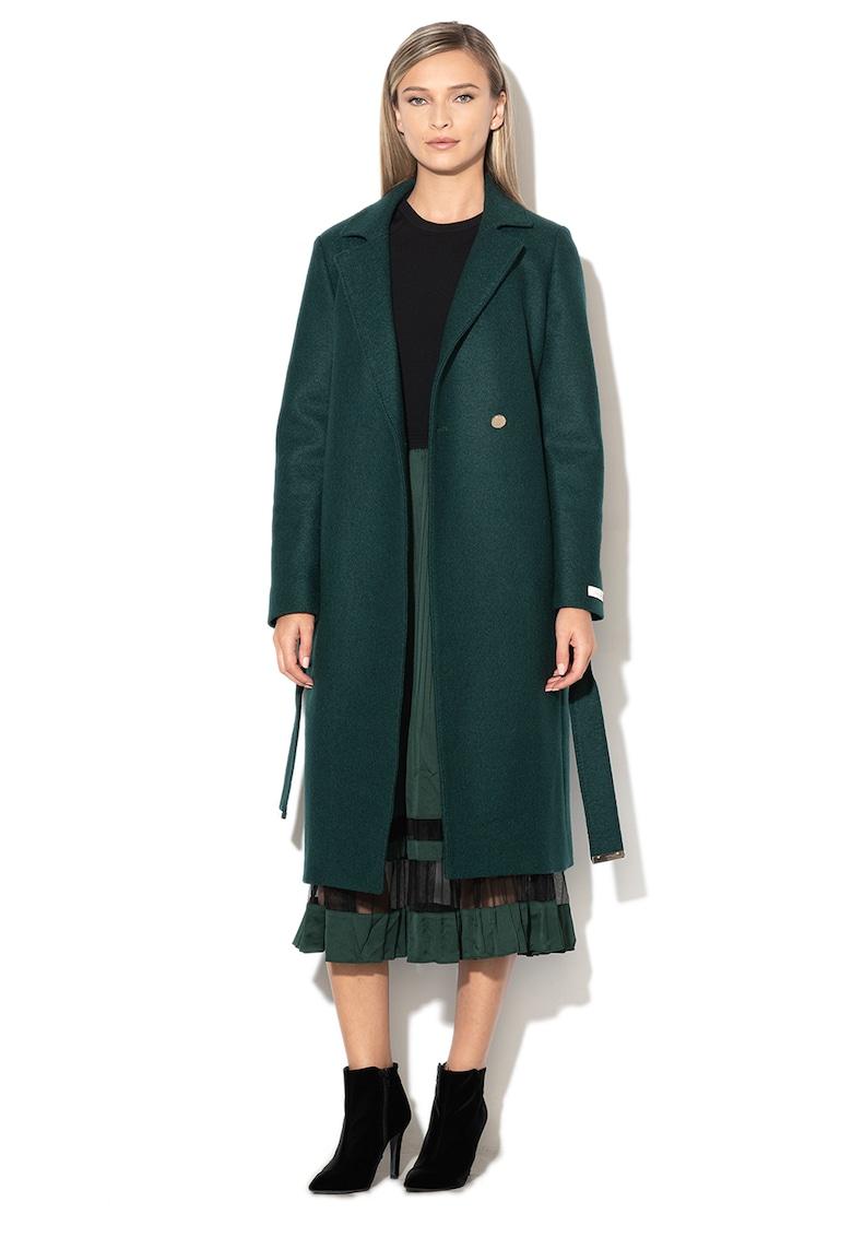 Palton de lana Chelsy