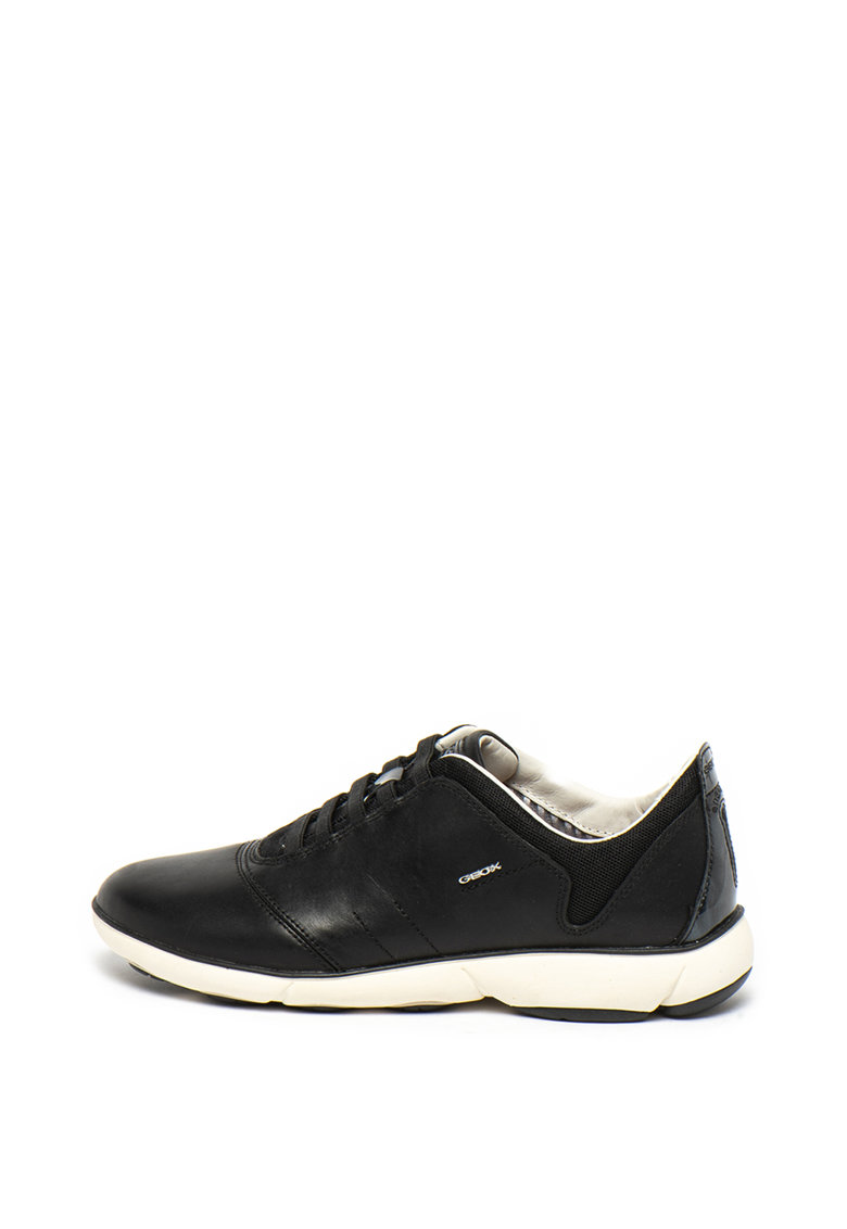 Pantofi sport slip-on din piele intoarsa Nebula