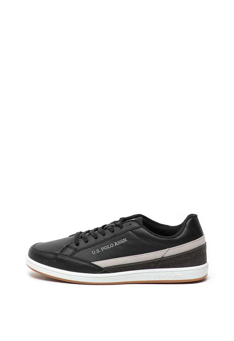 Pantofi sport de piele ecologica Crawford