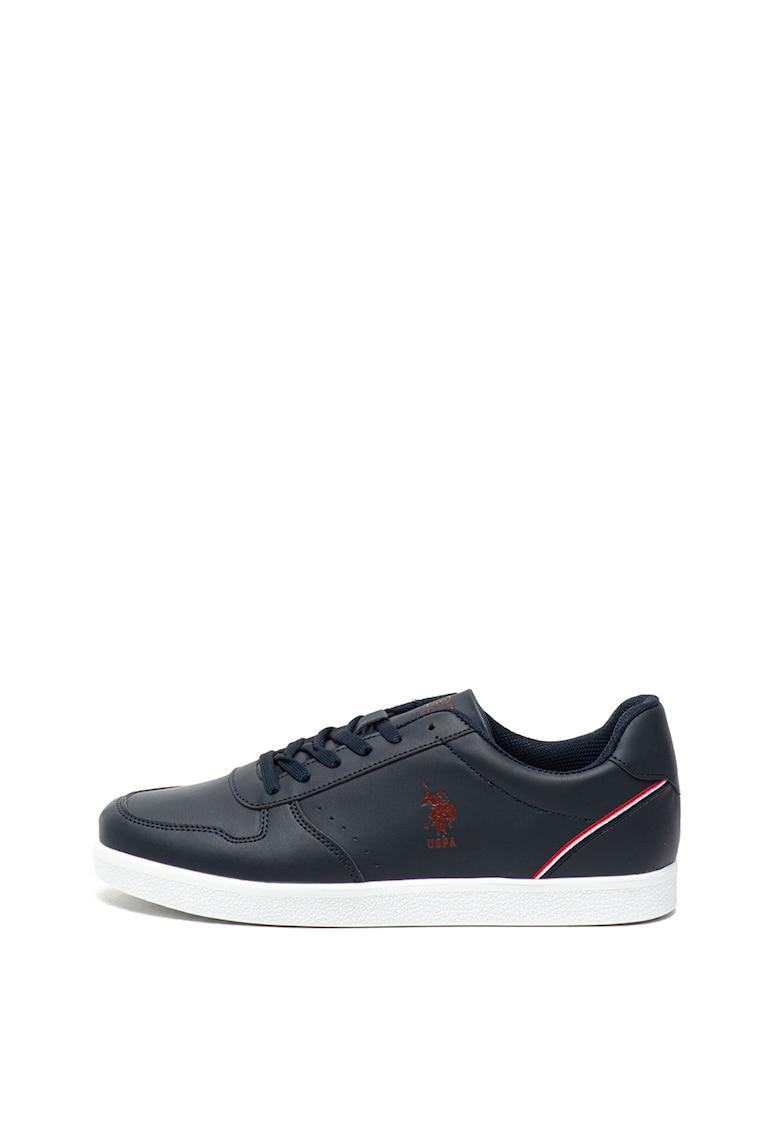 Pantofi sport de piele ecologica Jackson