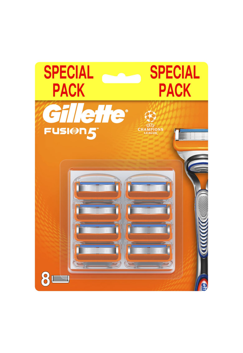 Gillette Rezerve  Fusion Manual