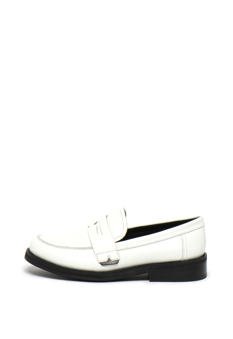 Pantofi loafer de piele Sabri