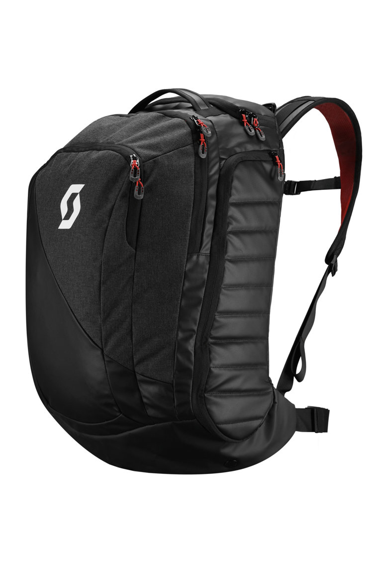 Rucsac Ski Day Gear Bag - Black/Dark Grey