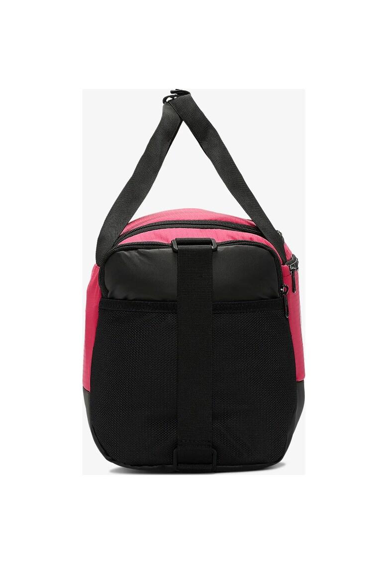 Geanta duffle Brasilia Training XS - Pink/Black/White - Unisex - 25L