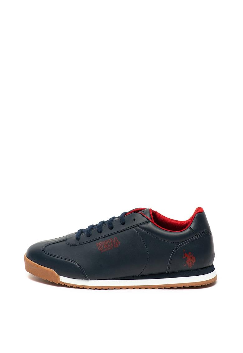 Pantofi sport de piele ecologica Deep