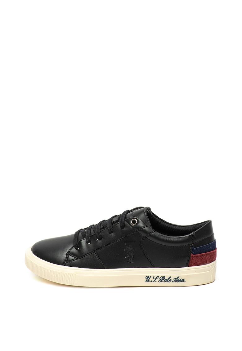 Pantofi sport de piele ecologica Scott fashiondays.ro